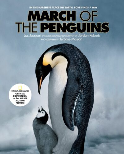 March of the Penguin Documentary Poster
